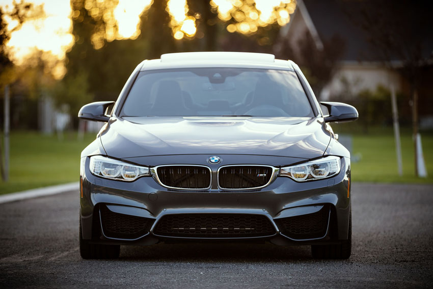 Available BMW modle for Car Rental in Car Regency