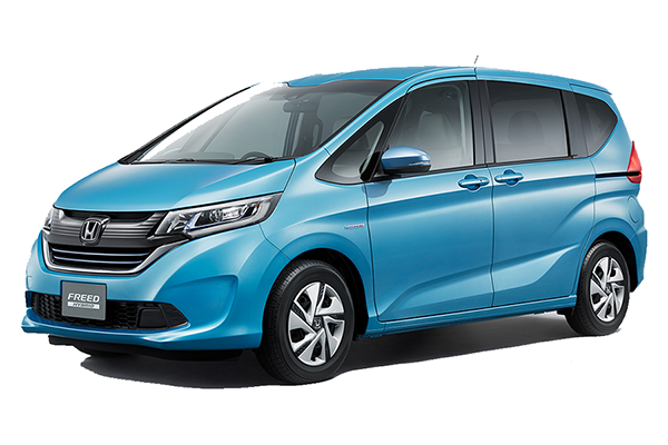 HONDA FREED HYBRID G